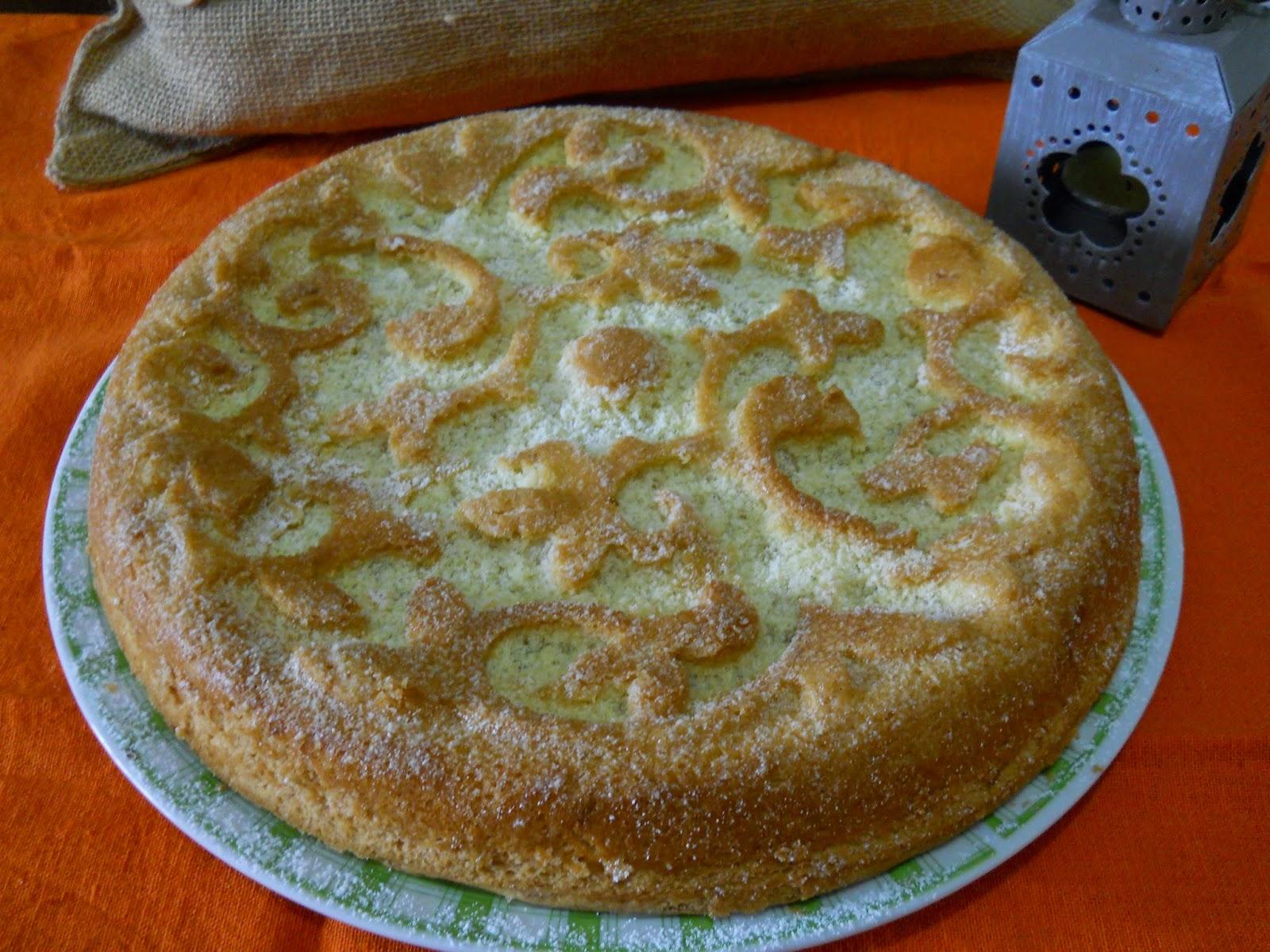 SOFFICE TORTA ALLA PANNA