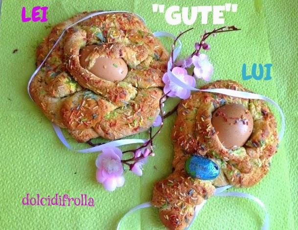 """GUTE"" di Pasqua"