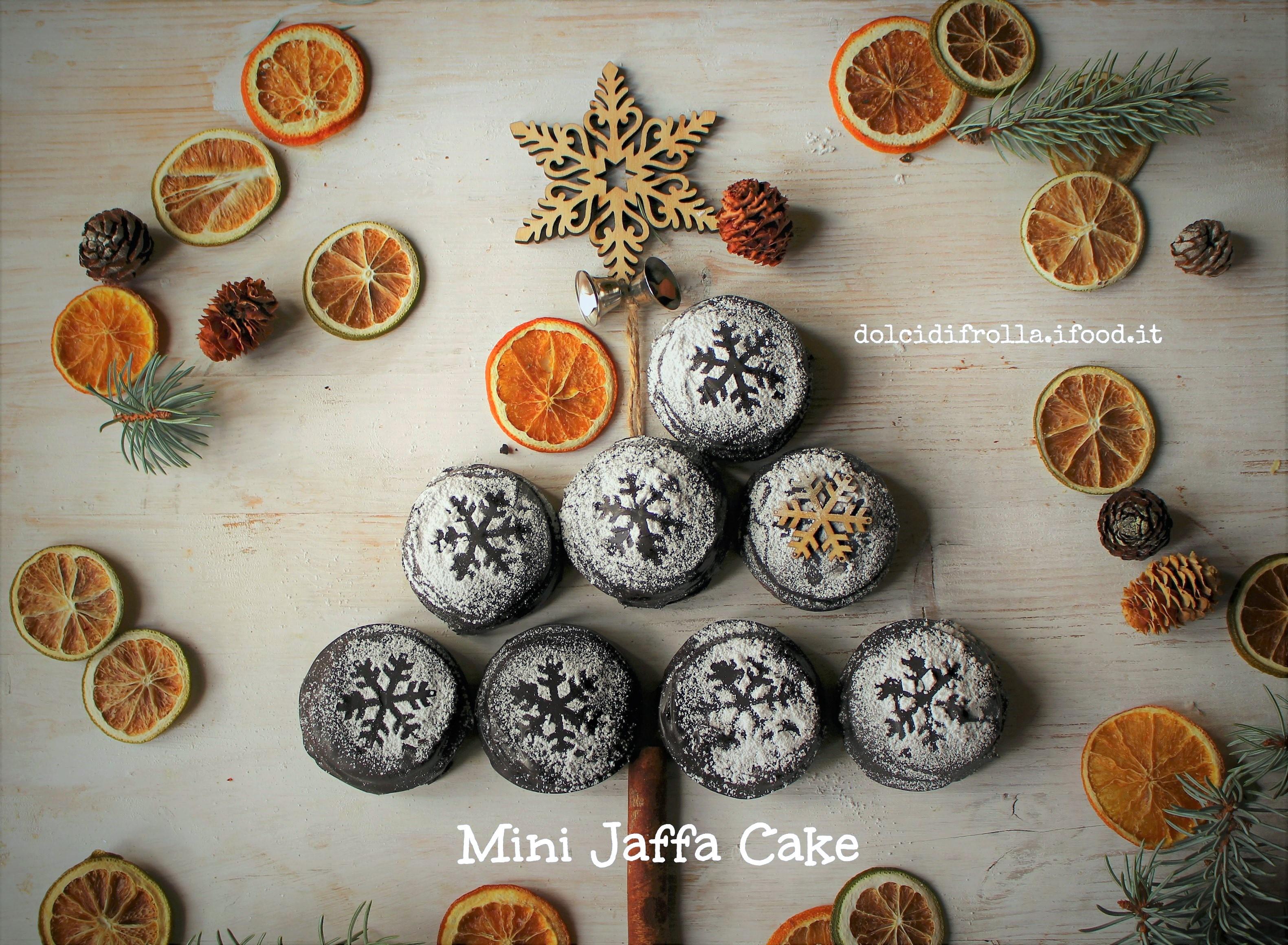 MINI JAFFA CAKE